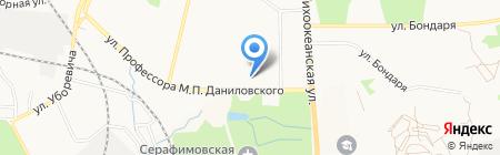 Хабаровская жилищная компания на карте Хабаровска