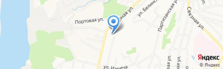 Мебель на карте Хабаровска