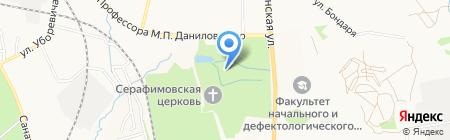 Хабаровский Дворец Торжеств на карте Хабаровска