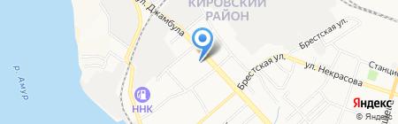 Neocortex на карте Хабаровска