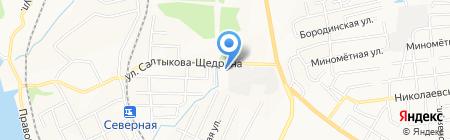 Государственный региональный центр стандартизации на карте Хабаровска