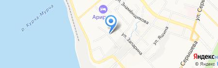 Полиграф-Партнер на карте Хабаровска