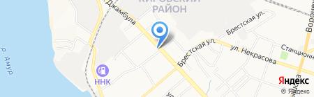 МОБИ АППС на карте Хабаровска