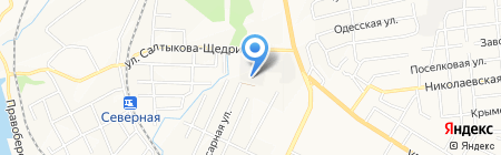 Print Factory на карте Хабаровска