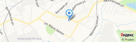 Компания Перспектива на карте Хабаровска