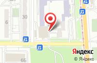 Схема проезда до компании Техмашстрой в Хабаровске