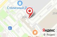 Схема проезда до компании Меридиан в Хабаровске