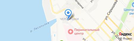 Безопасность на карте Хабаровска