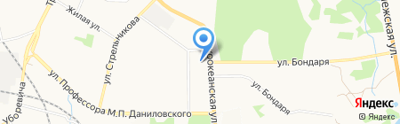 Хабаровский краевой юридический центр на карте Хабаровска