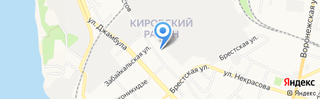 CERCON на карте Хабаровска
