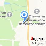 Мисс Кейк на карте Хабаровска