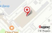 Схема проезда до компании Алион ДВ в Хабаровске