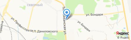 Мой дом на карте Хабаровска