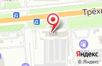 Схема проезда до компании Дальневосточный брокер в Хабаровске