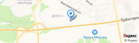 ЭкЖиЗ на карте Хабаровска