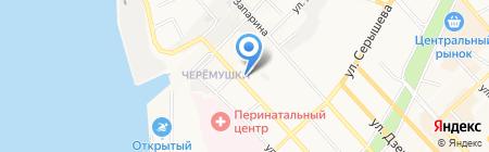 Стоматологический центр на карте Хабаровска