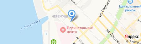 Keratin Studio на карте Хабаровска