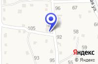 Схема проезда до компании ШКОЛА СРЕДНЯЯ № 3 в Кавалерове