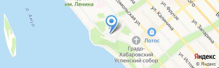Russ Outdoor на карте Хабаровска