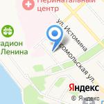 Востокавтоматика на карте Хабаровска