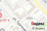 Схема проезда до компании ПриоритетАвто в Хабаровске