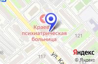 Схема проезда до компании САЛОН АКВАРИУМОВ ФЕНИКС в Хабаровске