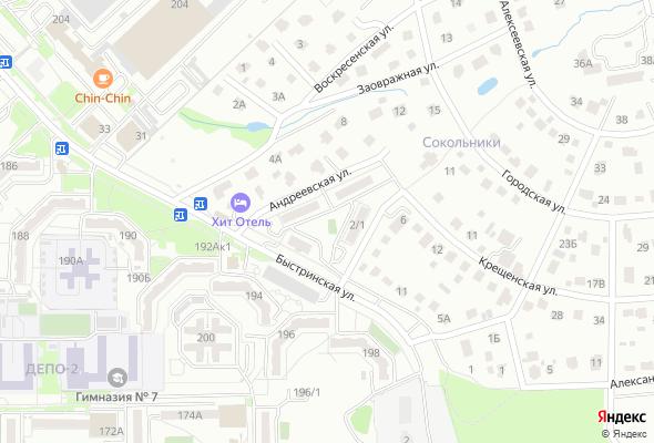 жилой комплекс Берёзовый
