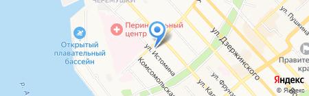 Стиль на карте Хабаровска