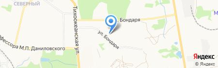 Компьютерный мастер на карте Хабаровска