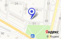 Схема проезда до компании ШКОЛА СРЕДНЯЯ № 2 в Кавалерове