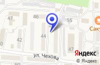 Схема проезда до компании ФИЛИАЛ РОСГОССТРАХ-ДАЛЬНИЙ ВОСТОК в Кавалерове