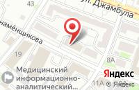 Схема проезда до компании Аверс-Восток в Хабаровске
