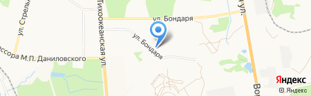 Пиво в розлив на карте Хабаровска