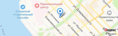 Твой Стиль на карте Хабаровска