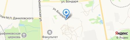 Garage на карте Хабаровска