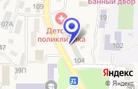 Схема проезда до компании РЕДАКЦИЯ ГАЗЕТЫ СЕВЕРНОЕ ПРИМОРЬЕ в Арсеньеве