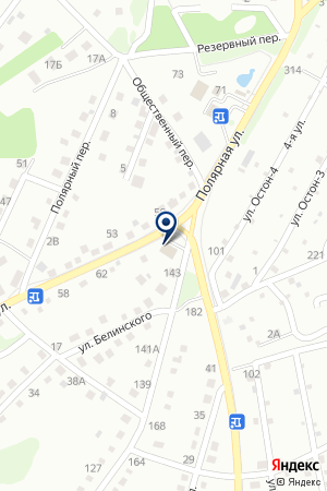 АЗС № 7 ТОРГОВАЯ КОМПАНИЯ ХАБАРОВСКНЕФТЕПРОДУКТ на карте Хабаровска