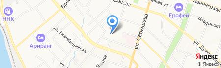Сказки на карте Хабаровска