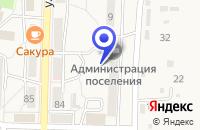 Схема проезда до компании МАГАЗИН ОПТИКА в Кавалерове