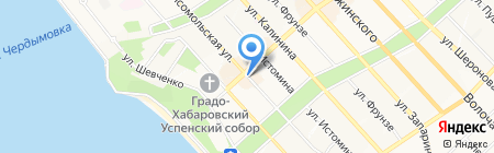 Azeriflores на карте Хабаровска