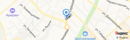 Пиши Читай Играй на карте Хабаровска