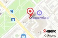 Схема проезда до компании Главный Город в Хабаровске