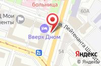 Схема проезда до компании Дизайн-Центр «Приамурские Ведомости» в Хабаровске