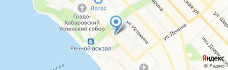 Право народа на карте Хабаровска