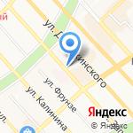 Мама Маркет на карте Хабаровска
