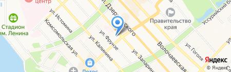 Bread Pitas на карте Хабаровска