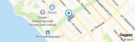 Дальневосточный региональный правозащитный центр на карте Хабаровска