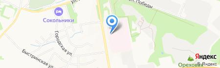 Краевой клинический центр онкологии на карте Хабаровска