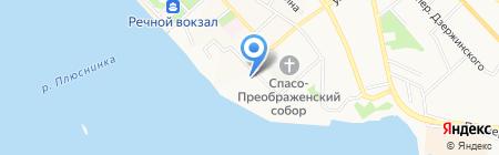 Центр сухих смесей на карте Хабаровска