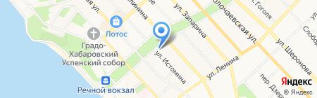 VASKEVICH на карте Хабаровска